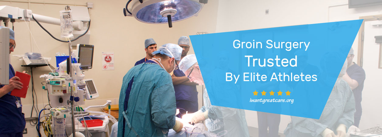 groin surgery