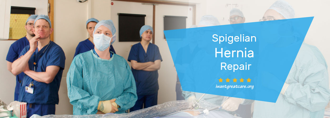 spigelian hernia repair