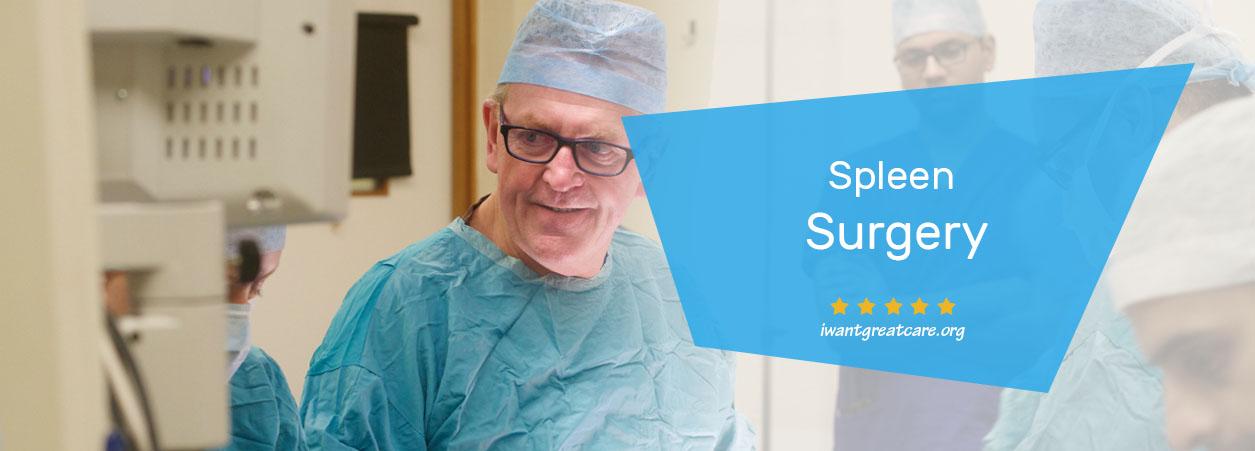 spleen surgeon